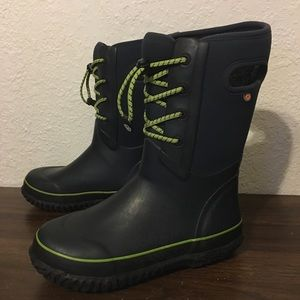 Bogs Youth Kids Rain/Snow boots sz 5